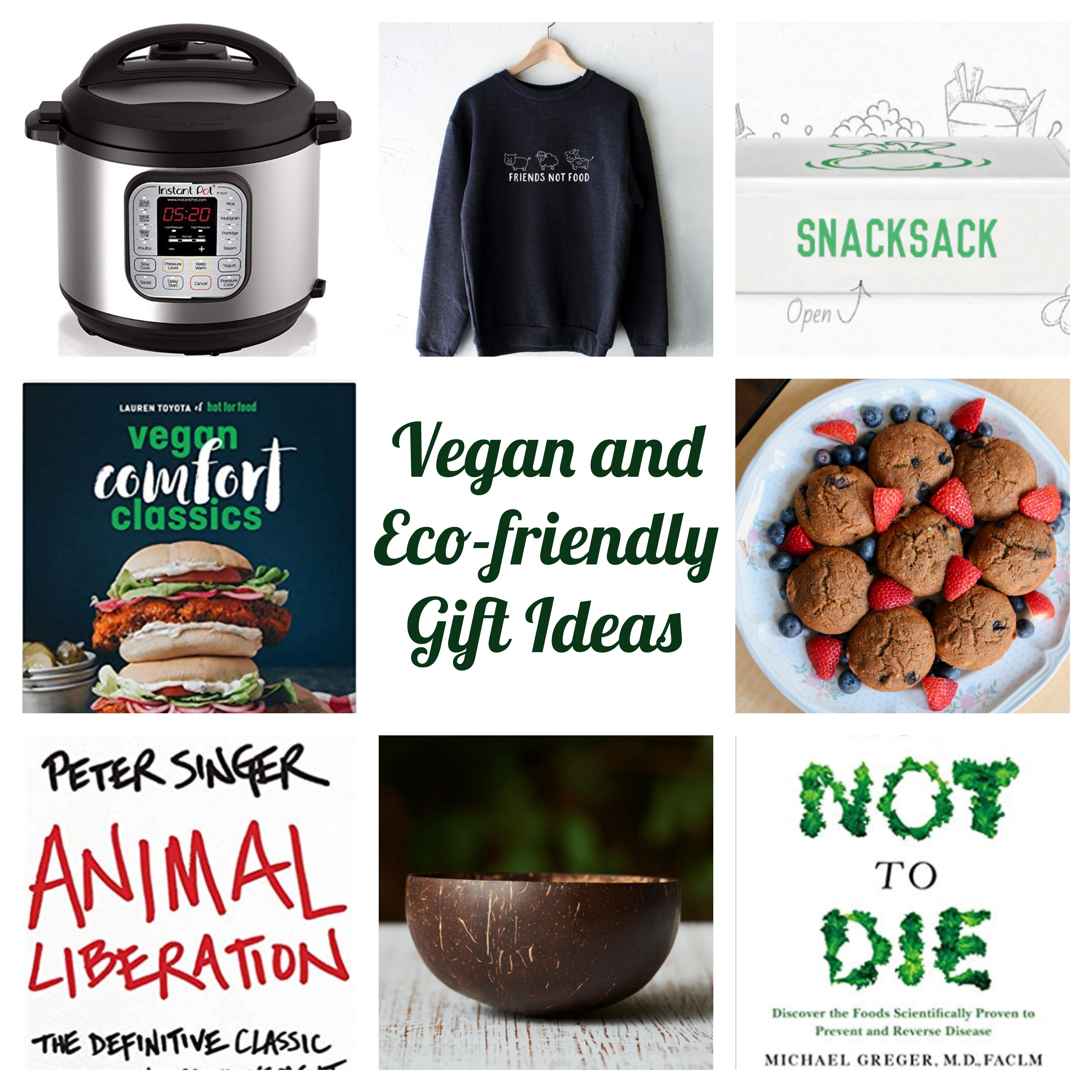 Vegan and Eco-friendly Gift Ideas